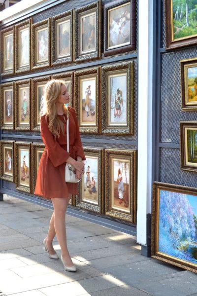 Вакансия художника-декоратора в Москве