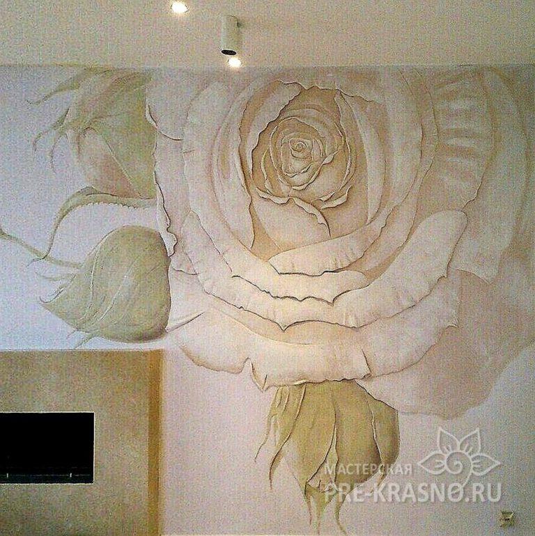 Роспись стен - Юлия Чистякова