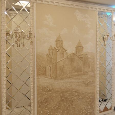 барельеф татев монастырь армения