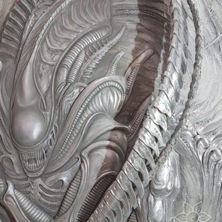 Барельеф Чужой (Alien), Наталья Хна