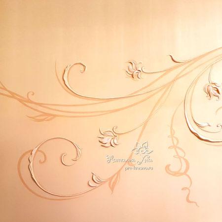 Фрагмент барельефа «Колибри»