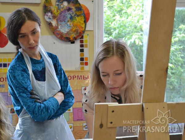 Принимаем заявки на участие в мастер-классах Натальи Хна.