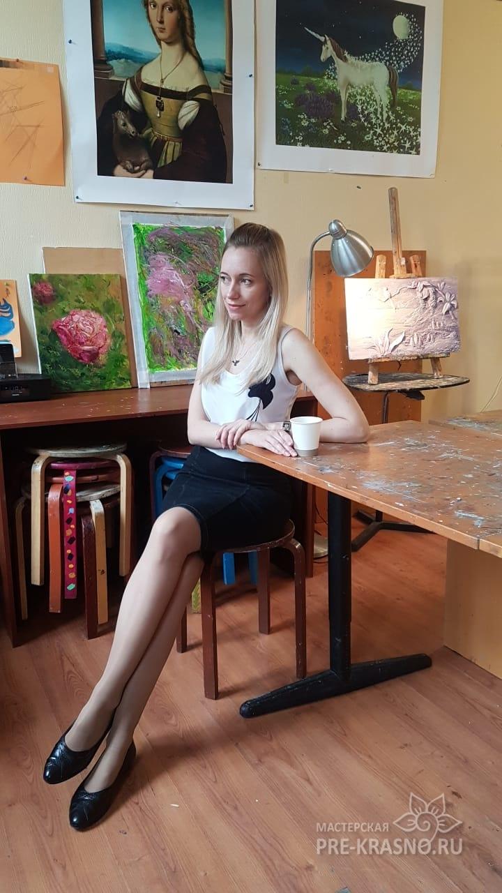 Наталья Хна, автор метода моментальной гладкости