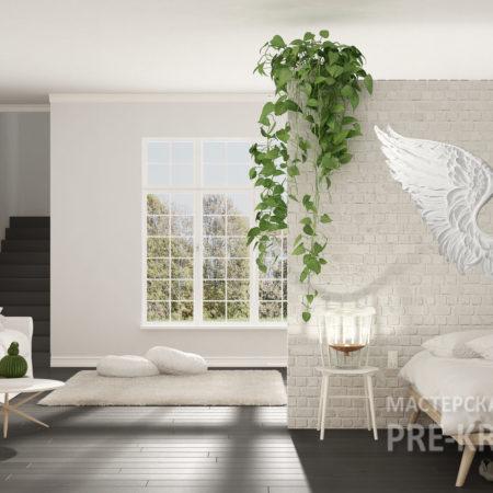 "Декор на стену ""Крылья ангела"""