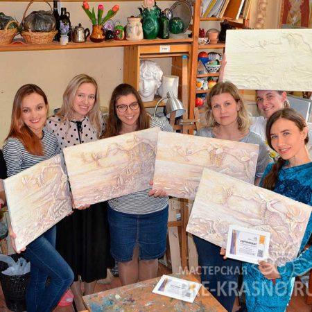 Школа барельефа Москва