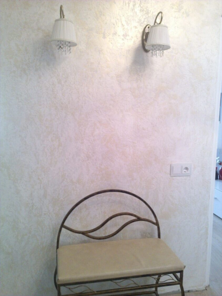 master dekorativnoj shtukaturke14 843x1124 - Мастер по декоративной штукатурке
