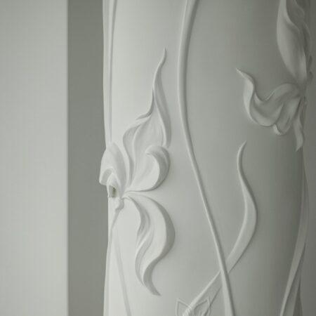 oformlenie dekor kolonn barelefom krym 20 450x450 - Оформление колонн барельефом в Крыму