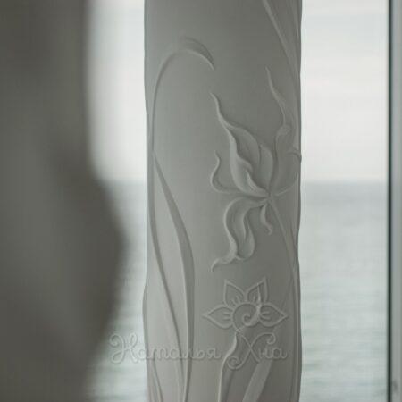 oformlenie dekor kolonn barelefom krym 22 450x450 - Оформление колонн барельефом в Крыму