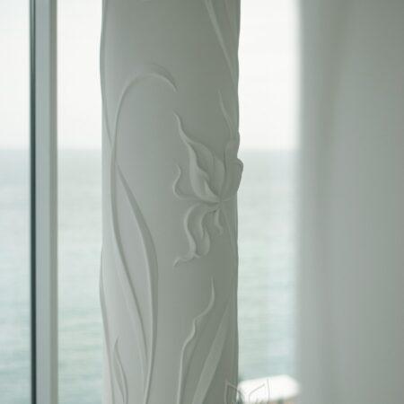 oformlenie dekor kolonn barelefom krym 23 450x450 - Оформление колонн барельефом в Крыму