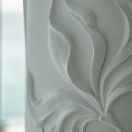 oformlenie dekor kolonn barelefom krym 25 450x450 - Оформление колонн барельефом в Крыму