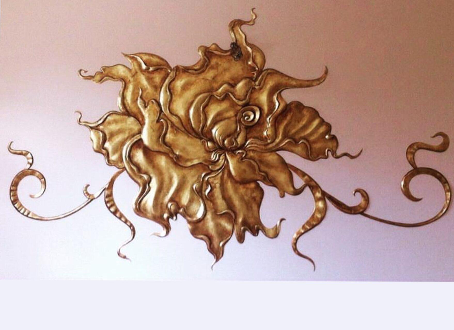лепка неизвестного художника